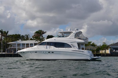 photo of 54' Sea Ray CPMY 2001