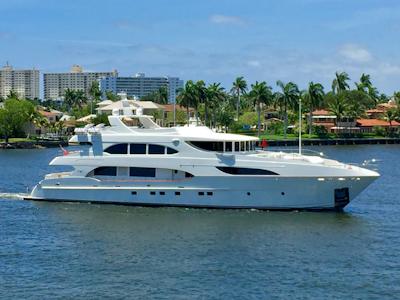 photo of 127' IAG Motor Yacht 2010