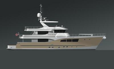 photo of 100' Custom Tri-Deck Explorer Yacht 2021