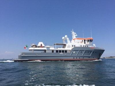 photo of 132' Ocean King Ocean King 130 2023