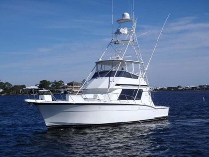 photo of 52' Hatteras Convertible 1990