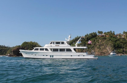 photo of 90' Offshore Yachts Voyager 2013