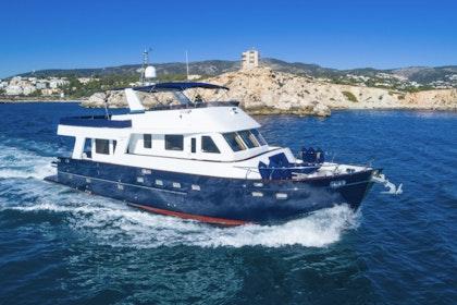 photo of 70' Custom Blue Sailor Shipyard 70' 2007