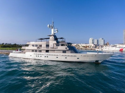photo of 174' Oceanfast Custom Superyacht 2004