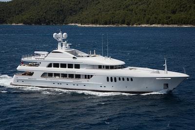 photo of 180' Trinity Yachts 2005