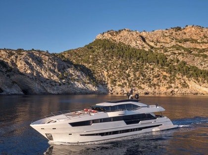 photo of 110' Astondoa 110 Century 2021