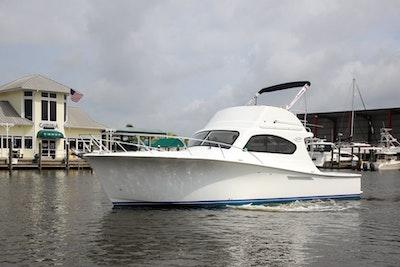 photo of 37' Ocean Yachts 37 Billfish 2014