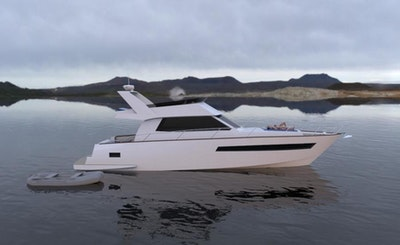 photo of 58' Custom Experty Yachts Prior 58 2014