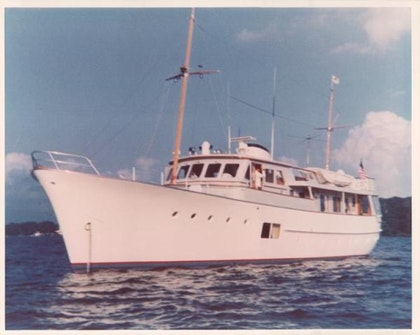 photo of 86' Feadship 1964
