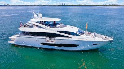 photo of 86' Sunseeker 86 Yacht 2018