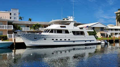 photo of 75' Outer Reef Yachts 730 MY 2005