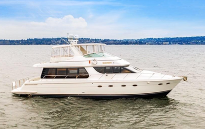 photo of 57' Carver 570 Voyager 2001