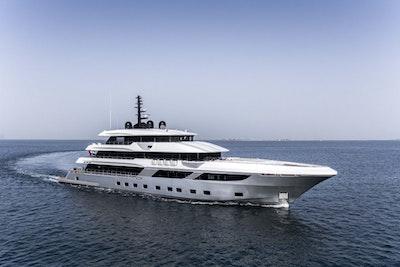 photo of 175' Majesty Yachts Tri-Deck 2020