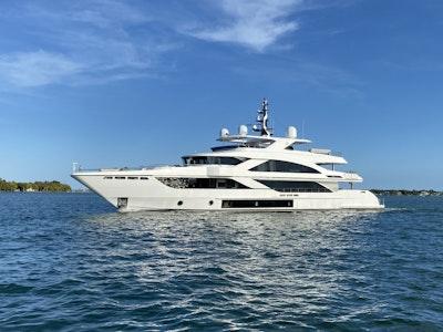 photo of 140' Majesty Yachts Motor Yacht 2022