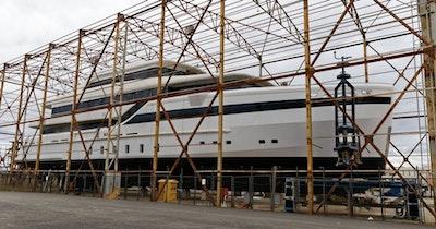 photo of 164' Custom Velena Super Yacht 50M 2020
