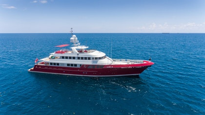 photo of 150' Cheoy Lee Custom Marco Polo Displacement 2012