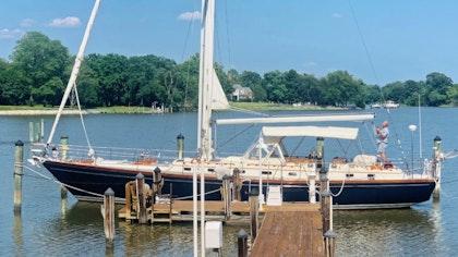 photo of 53' Little Harbor 53 1988