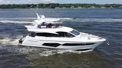 photo of 66' Sunseeker Manhattan 66 2019