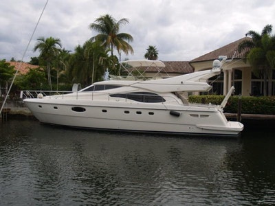photo of 59' Ferretti Yachts 590 2003