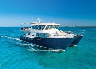 photo of 52' Portsmouth Power Catamaran 2003