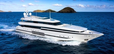 photo of 153' Cantieri di Pisa Motor Yacht 2013