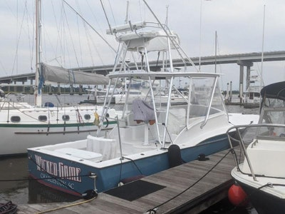 photo of 31' Shearline 31 Center Console Sportfish Express 2002