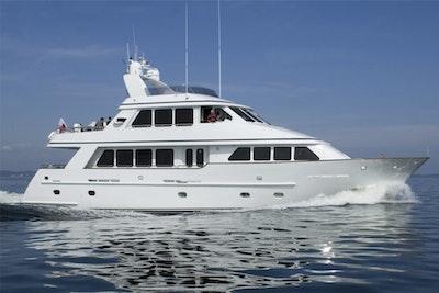 photo of 88' Conrad Shipyard 88 Motor Yacht 2005