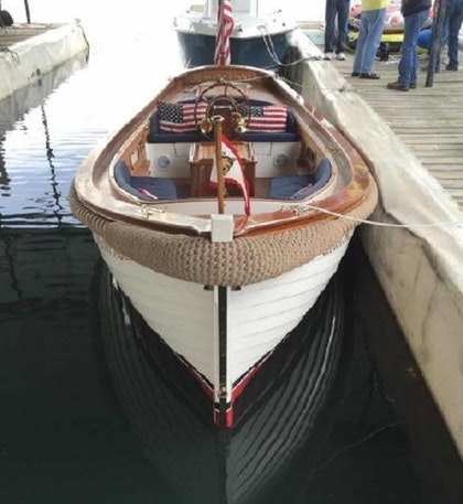 photo of 23' Wajer Captain's Launch 7M 2008
