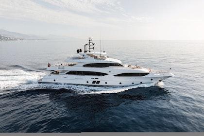 photo of 125' Gulf Craft Majesty 125 2018