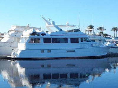 photo of 74' Hatteras Sport Deck Motor Yacht 1998