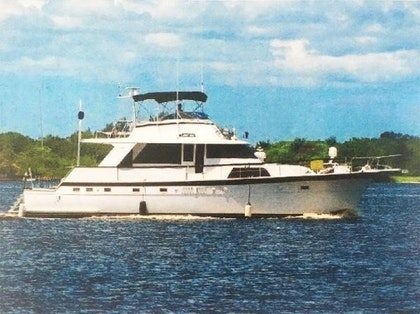 photo of 58' Hatteras Yacht Fish 1974
