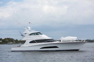 photo of 70' Spencer Custom Sportfish 2011