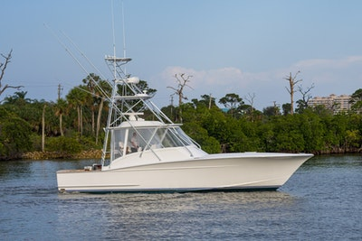 photo of 44' Spencer 44 Sportfish Express 2014
