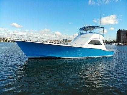 photo of 58' Custom 58 Chesapeake Boats inc 2004