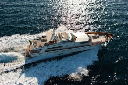 photo of 118' Admiral 1981