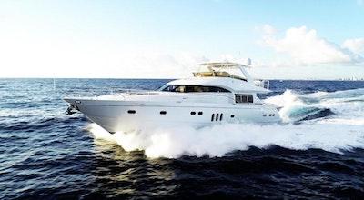 photo of 75' Princess Viking Sport Cruiser 2006