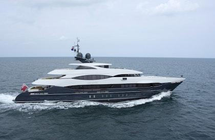 photo of 180' Heesen Yachts Lloyds, LY2/MCA 2011