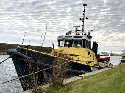 photo of 83' Tugboat 1963