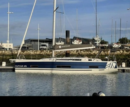 photo of 47' Dufour 2021