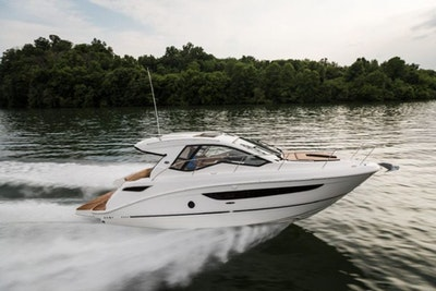 photo of 35' Sea Ray 350 Coupe 2019
