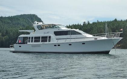 photo of 70' Pacific Mariner 65 Diamond 2004