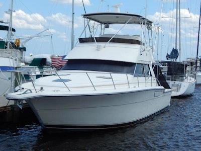 photo of 43' Tiara Yachts 4300 Convertible 1996