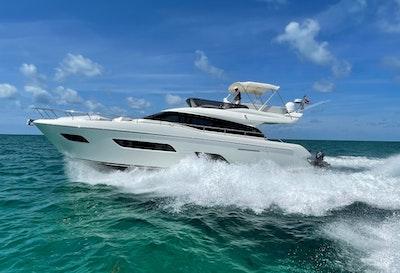 photo of 57' Ferretti Yachts 550 2021