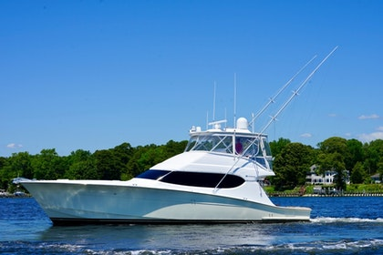 photo of 54' Hatteras Convertible 2009