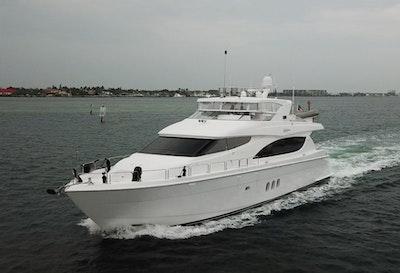 photo of 80' Hatteras 80 Motor Yacht 2007