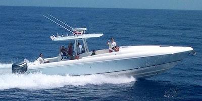 photo of 37' Intrepid 370 Cuddy 2004