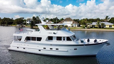 photo of 73' Outer Reef Yachts 730 MY 2008