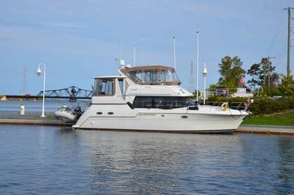 photo of 42' Carver 406 2000