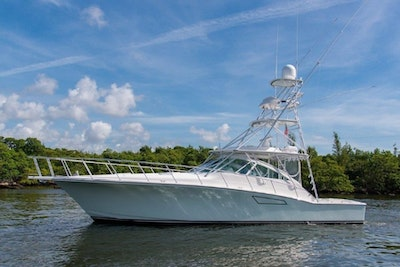 photo of 45' Cabo 45 Express 2008