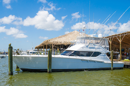 photo of 60' Hatteras 60 Convertible 1998